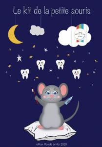 Kit éducatif pour l'hygiène dentaire des petits