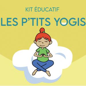 Kit éducatif les p'tits yogis