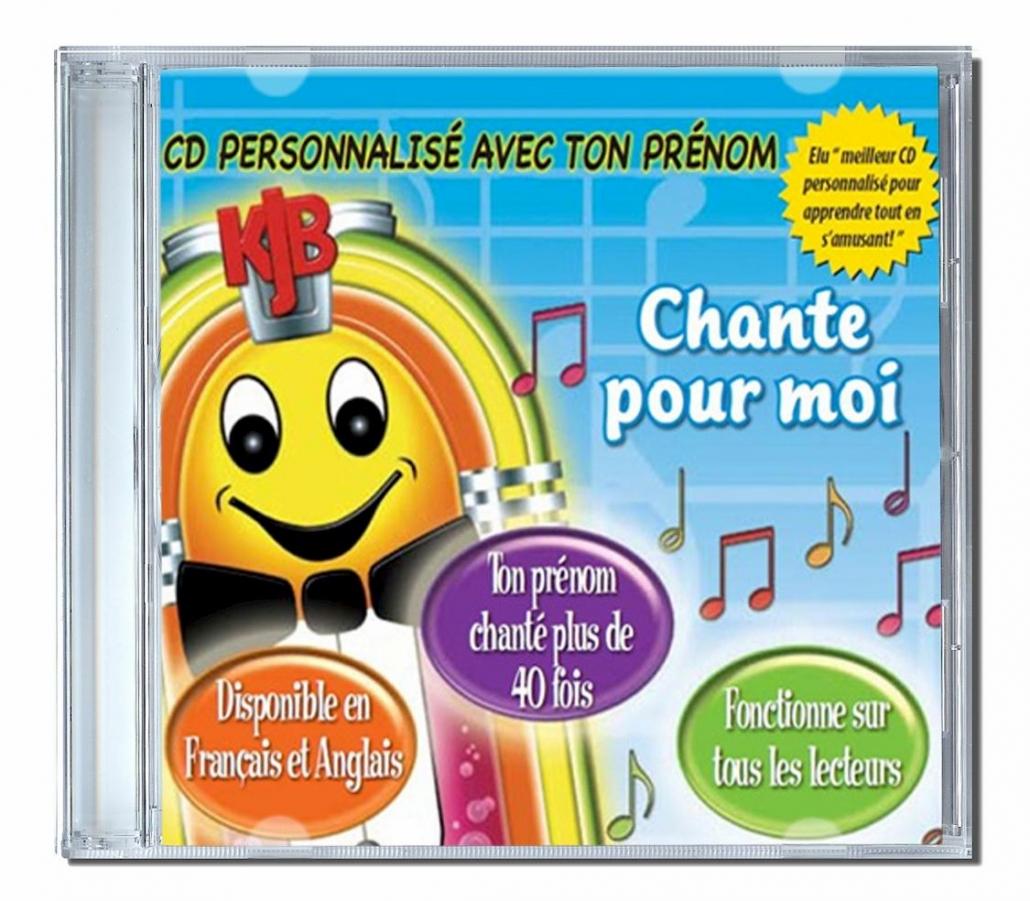 Chansons personnalisées Chante pour moi